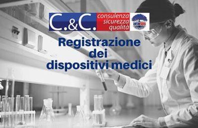 registrazione dispositivi medici