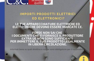 I prodotti in bassissima tensione si marcano CE?