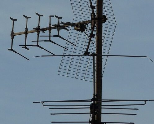 puntamento antenna con sat finder