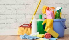 L'impresa di pulizie a Roma