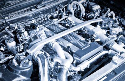 auto motore endotermico