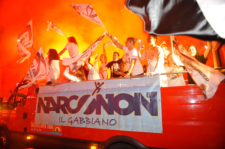 Narconon di Lecce e Narconon Volley Melendugno: Imbattibili!