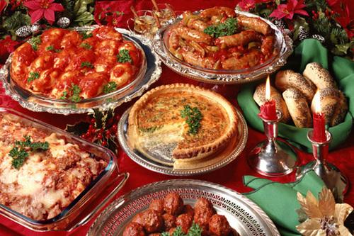 cibo e feste