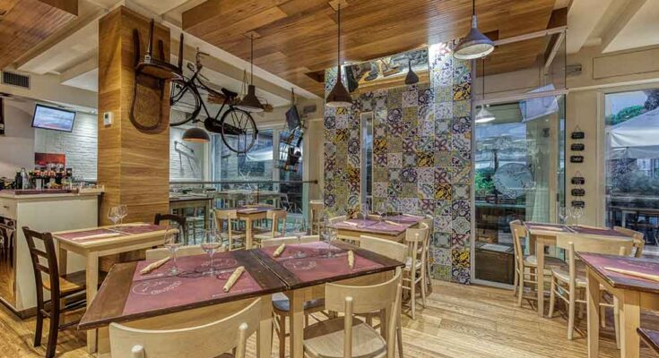 ristorante Ciampino Morena Gradisca